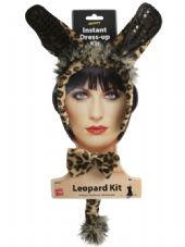 Leopard Dress-Up Set